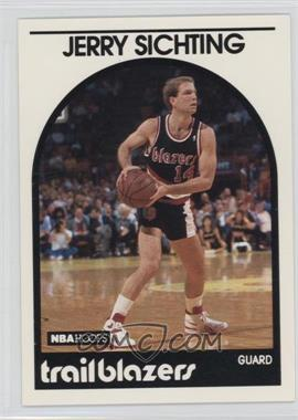 1989-90 NBA Hoops - [Base] #157 - Jerry Sichting
