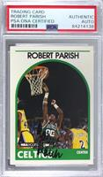 Robert Parish [PSA/DNACertifiedEncased]