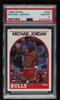 Michael Jordan [PSA10GEMMT]