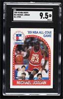 All-Star Game - Michael Jordan [SGC9.5Mint+]