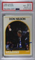 Don Nelson [PSA/DNACertifiedEncased]