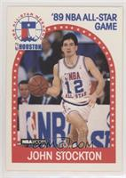 All-Star Game - John Stockton