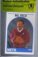 Bill Fitch [BASCertifiedBASEncased]