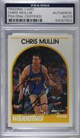Chris Mullin [PSA/DNA Certified Encased]