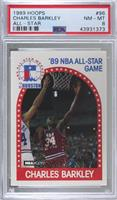 All-Star Game - Charles Barkley [PSA 8 NM‑MT]