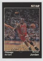 Michael Jordan (Black Border Dribbling)