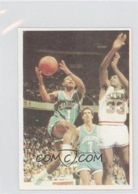 1989 CAO Muflon Stickers - [Base] #13 - Tyrone Bogues