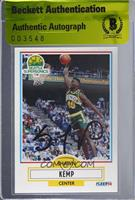 Shawn Kemp [BAS Certified BAS Encased]