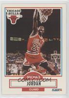 Michael Jordan (Black Line Under Biographical Information)
