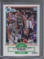 Sam Perkins [JSA Certified COA Sticker]
