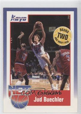 1990-91 Kayo Breyers New Jersey Nets - [Base] #3 - Jud Buechler