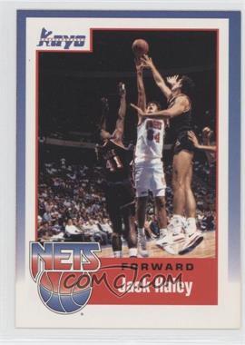 1990-91 Kayo Breyers New Jersey Nets - [Base] #9 - Jack Haley