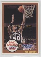 David Robinson (Brown Border)