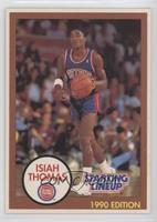 Isiah Thomas (Brown Border)