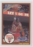 Michael Jordan (Brown Border)