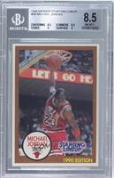 Michael Jordan (Brown Border) [BGS 8.5]