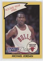 Michael Jordan (Yellow Border)