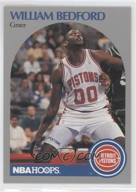 1990-91 NBA Hoops - [Base] #102 - William Bedford