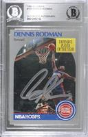 Dennis Rodman [BASCertifiedBGSEncased]