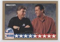 NBA All-Star Team Team, Chuck Daly, Pat Riley