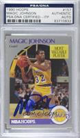 Magic Johnson [PSA/DNACertifiedEncased]