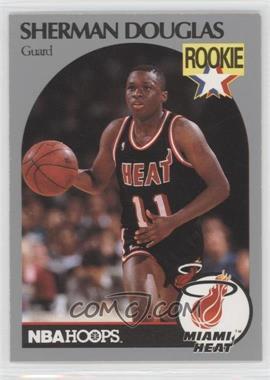 6e51f6c821d 1990-91 NBA Hoops - [Base] #164 - Sherman Douglas
