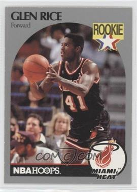 1990-91 NBA Hoops - [Base] #168 - Glen Rice