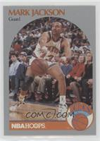 Mark Jackson (Famous People in Card Background)