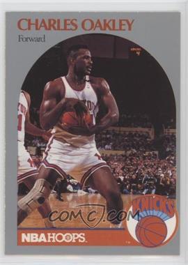 1990-91 NBA Hoops - [Base] #207 - Charles Oakley