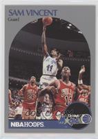Sam Vincent (Michael Jordan wearing #12 Jersey)