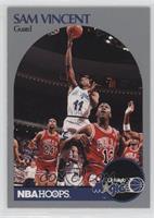 Sam Vincent, Michael Jordan (Michael wearing #12 Jersey)