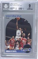Sam Vincent, Michael Jordan (Michael wearing #12 Jersey) [BGS9]