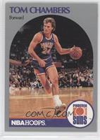 Tom Chambers (Forward on Front)