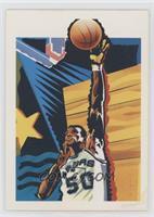 David Robinson (Complete Basketball Shows) [NonePoortoFair]