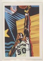 David Robinson (Small part of Basketball Shows)
