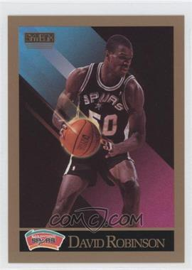 1990-91 Skybox - [Base] #260 - David Robinson