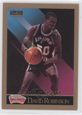 1990-91 Skybox - [Base] #260 - David Robinson
