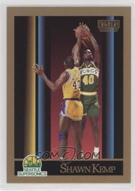 1990-91 Skybox - [Base] #268 - Shawn Kemp