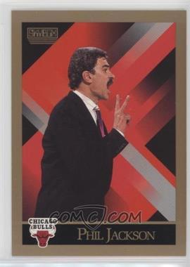 1990-91 Skybox - [Base] #304 - Phil Jackson