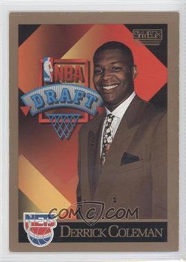 1990-91 Skybox - [Base] #362 - Derrick Coleman