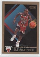 Bj Armstrong Rookie Card Basketball Cards