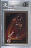 Moses Malone [BASCertifiedBGSEncased]
