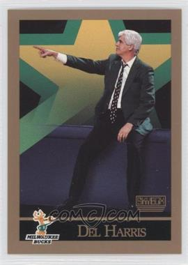 1990-91 Skybox #315 - Del Harris - Courtesy of COMC.com