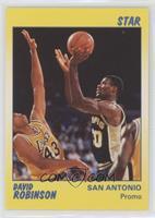 David Robinson (Yellow)