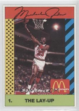 1990 McDonald's Sports Illustrated for Kids Sports Tips - Michael Jordan #1 - Michael Jordan