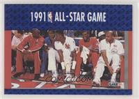 Michael Jordan, Joe Dumars, Patrick Ewing, Bernard King, Charles Barkley [Noted]