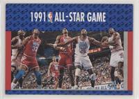 NBA All-Star Team, Magic Johnson, Michael Jordan, Patrick Ewing, David Robinson…