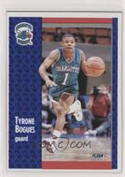 Tyrone Bogues [Noted]