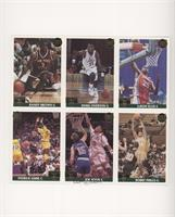 Randy Brown, Doug Overton, LeRon Ellis, Patrick Eddie, Joe Wylie, Bobby Phills