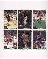 Mike Iuzzolino, Anthony Avent, Terrell Brandon, Keith Hughes, Kevin Lynch, Chad…